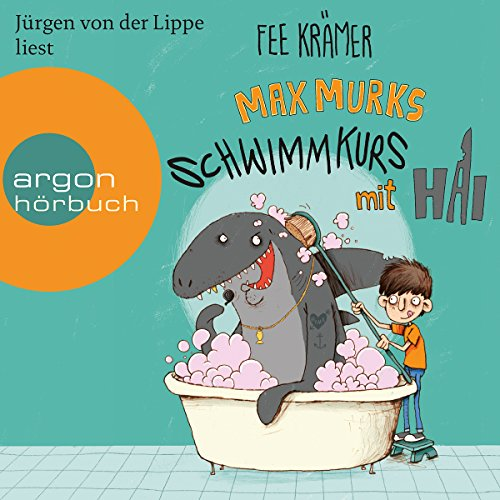 Max Murks: Schwimmkurs mit Hai