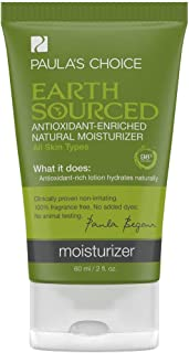Paula's Choice EARTH SOURCED Antioxidant Enriched Natural Moisturizer with Shea Butter & Vitamin E, 98% Natural & Fragranc...