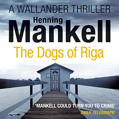 The Dogs of Riga audiobook cover art