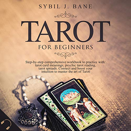 Tarot for Beginners audiobook cover art