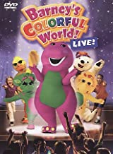Barney's Colorful World! Live! 2