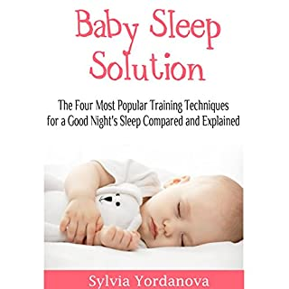 Baby Sleep Solution cover art