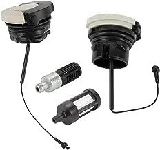 Mckin Fuel Oil Cap fits Stihl MS171 MS181 MS192 MS192T MS200 MS200T MS211 MS211C MS270 MS280 MS381 MS390 MS391 MS440 MS441 MS460 MS880 Chainsaw