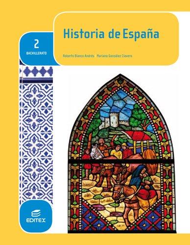 Historia de España 2º Bachillerato (LOMCE) - 9788490787670