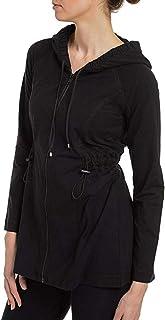 SPANX Ath-Leisure Contour Jacket, Black, Medium