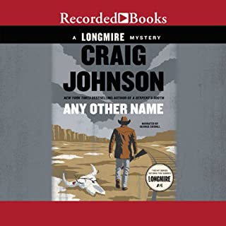Any Other Name audiobook cover art
