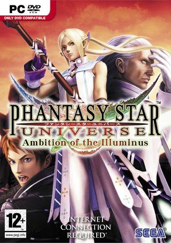 Phantasy Star Universe 2