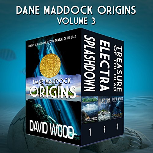 The Dane Maddock Origins - Omnibus 3  By  cover art