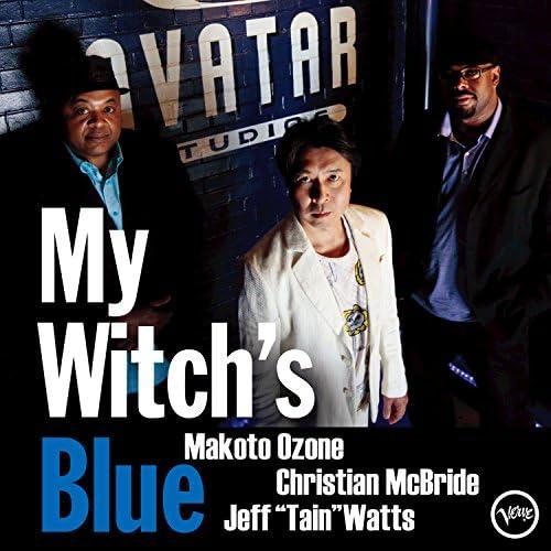 "Makoto Ozone, Christian McBride & Jeff ""Tain"" Watts"