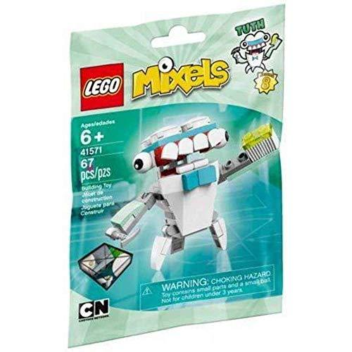 LEGO Mixels 41571 - Set Costruzioni Mixels Serie 8 Tuth
