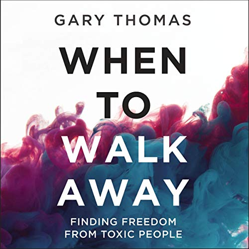 When to Walk Away audiobook cover art