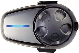 Sena Headset SMH10D-10 Bluetooth Stereo Headset/Intercom (Boom Mic) Dual (SMH10D-10)