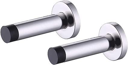 stainless steel wall mounted door stop