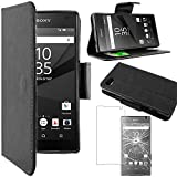 ebestStar - Coque Sony Xperia Z5 Compact Etui PU Cuir Housse Portefeuille...
