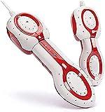 LQUIDE Steckbarer Schuhtrockner, Wäschernetztasche, Feinstgewebe, Reißverschluss, Waschtrockner, Safe