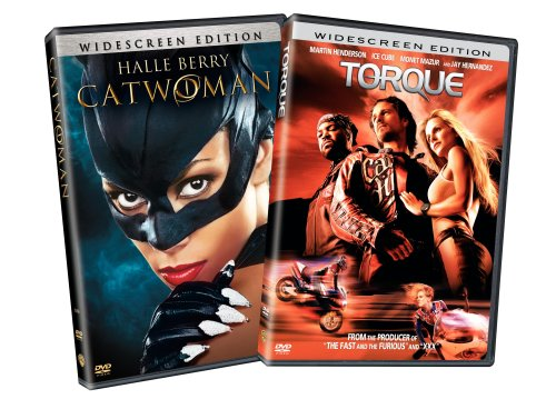 Torque & Catwoman [Import USA Zone 1]