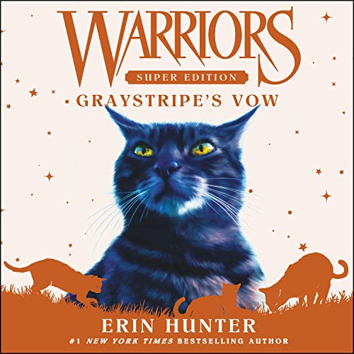 Warriors Super Edition: Graystripe's Vow cover art