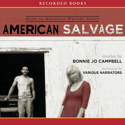 American Salvage audiobook cover art