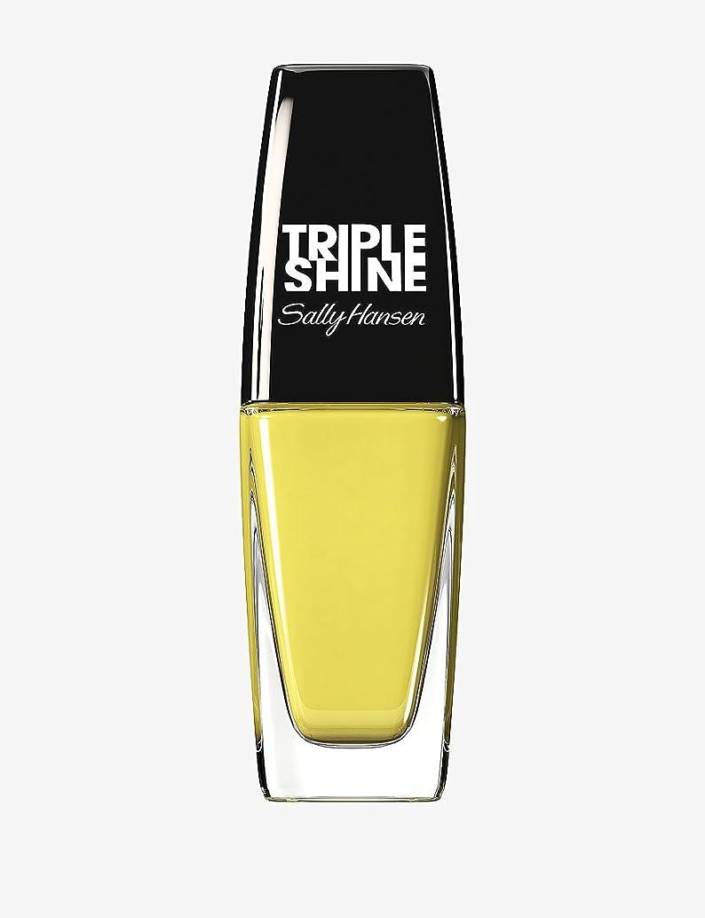 埋め込む購入抵当SALLY HANSEN Triple Shine Nail Polish - Statemint (並行輸入品)