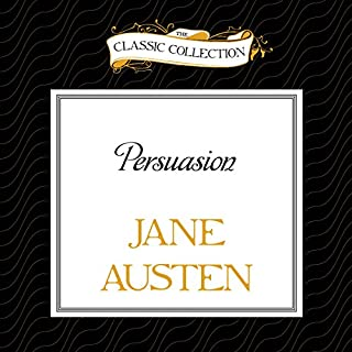 Persuasion                   Written by:                                                                                                                                 Jane Austen                               Narrated by:                                                                                                                                 Michael Page                      Length: 8 hrs and 11 mins     1 rating     Overall 5.0