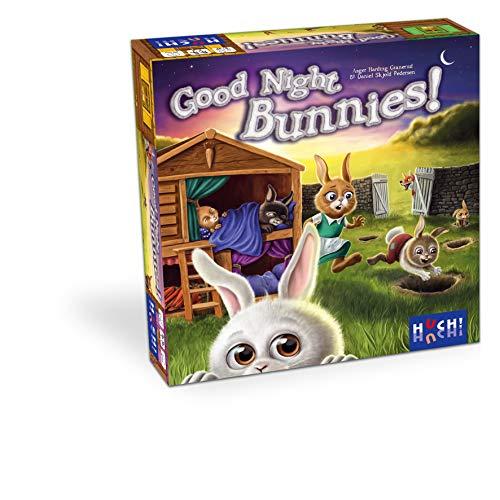 HUCH! Good Night, Bunnies Kinderspiel