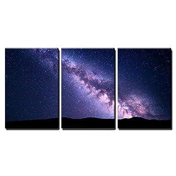 landscape night sky