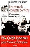 Mauvais comptes de Vichy