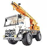 Modbrix Tecnica RC Camion radiocomandata, giocattolo da costruzione, 838 pezzi