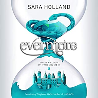 Evermore     Everless, Book 2               By:                                                                                                                                 Sara Holland                               Narrated by:                                                                                                                                 Eileen Stevens                      Length: 9 hrs and 1 min     22 ratings     Overall 3.8