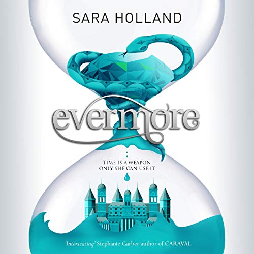 Evermore audiobook cover art
