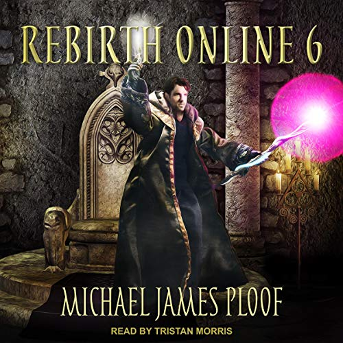 Rebirth Online 6 cover art