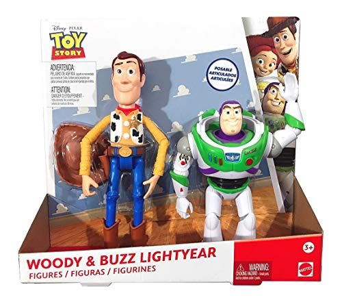 Disney Toy Story Woody & Buzz Film-Figur, 7