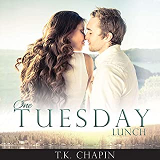 One Tuesday Lunch     Diamond Lake Series, Book 6              By:                                                                                                                                 T.K. Chapin                               Narrated by:                                                                                                                                 Susan Fouche                      Length: 4 hrs and 2 mins     Not rated yet     Overall 0.0