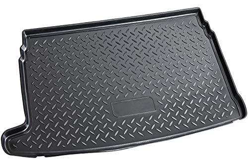 Recambo Kofferraumwanne passend für VW Polo V | 6R, 6C | 2009-2017 | passgenau mit Rand