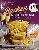 """Kochbuch mit den besten Rezepten - Exklusiv auf die Küchenmaschine """"Monsieur Cuisine"""" zugeschnitten. Erprobt, abwechslungsreich und schnell gemacht Jedes Rezept mit genauer Schritt-für-Schritt-Beschreibung und Farbfoto. Hardcover - Umfang: 128 Seiten"""