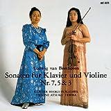 Beethoven Sonata for Piano and Violin No.7,5,3