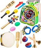 Smarkids Musical Instruments Toddler Toys - Professional Preschool...