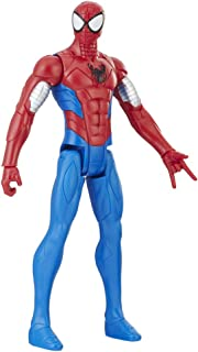 Spider-Man Titan Hero Series Web Warriors: Armored Spider-Man