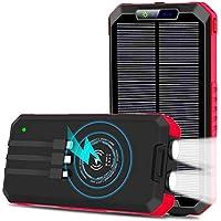 Oimye DN49 30000mAh Portable Power Bank with 3 USB Charging Ports