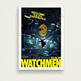 SIGNLEADER leinwand Bilder Watchmen Dc Filmplakate und