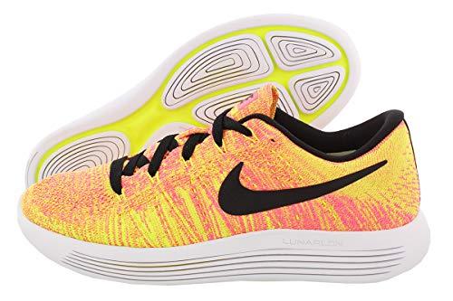 Nike Mädchen WMNS Lunarepic Low Flyknit oc Laufschuhe, Schwarz (Mehrfarbig/Multi-Color), 37.5 EU