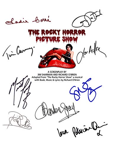 The Rocky Horror Picture Show (English Edition)