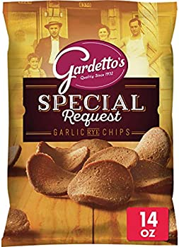 Gardetto's, Roasted Garlic Rye Chips 14 oz. Bag