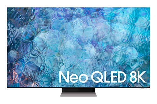 SAMSUNG 65-inch Class QN900A Series – Neo QLED 8K Smart TV with Alexa Built-in (QN65QN900AFXZA, 2021 Model)