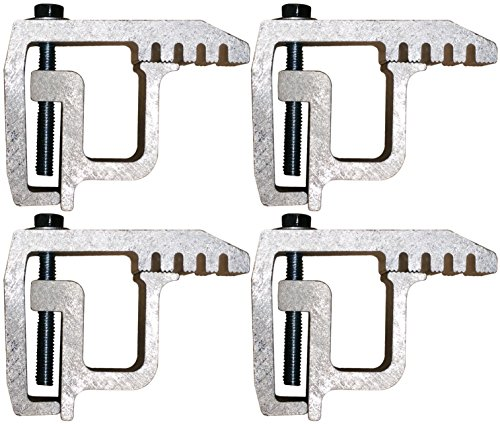 Tite-Lok TL250 Fits Ford Super Duty Truck Cap Topper Mounting Clamp (4 Pack)