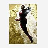 Marvel Comics Metall-Poster Iron Man Dark 32 x 45 cm