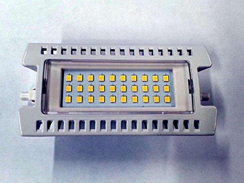 LAMPADA LED R7s EVO PRO 12W 118mm LUCE CALDA 3000K 40.000 ore
