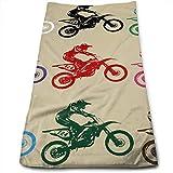 Tienda Online Toalla Multiusos para niño en Bicicleta Toalla Deportiva súper Absorbente y de Secado rápido