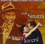 album cover: Frank Sinatra, Songs for Swingin' Lovers