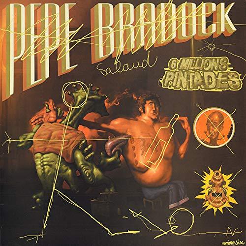 Pépé Bradock - 6 Millions Pintades EP - Atavisme - ATA 001